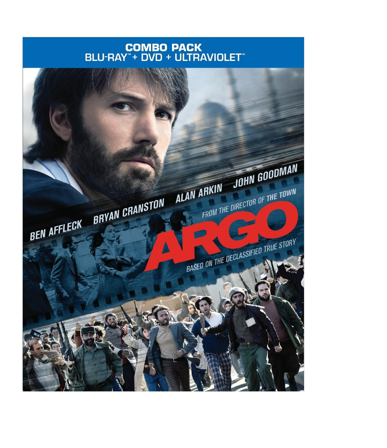 Argo – Movie Review