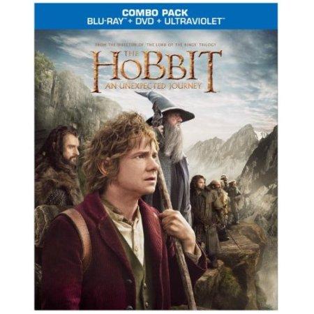 Hobbit DVD Box Art