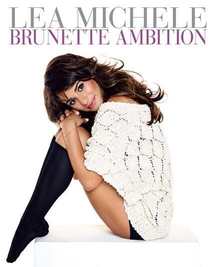 Lea-Michele-Brunette-Ambition