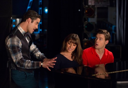 Glee Hurt Locker Image 2
