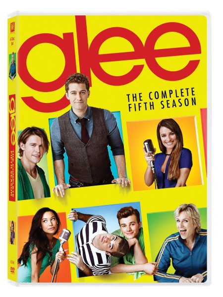 Glee S5 DVD set