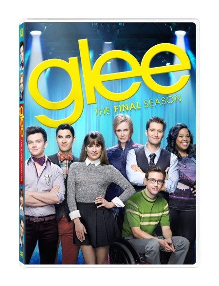 Glee S6 DVD